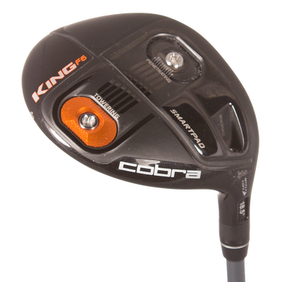 Cobra King F6 (5-6 Fwy) Fairway - 18.5° Mens/Right