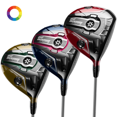 Big Bertha Alpha 815 udesign Drivers
