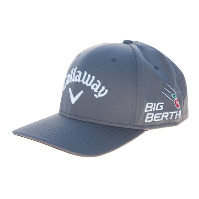 Tour Fitted Cap (Lee)