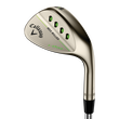 Mack Daddy 3 Milled Gold Nickel Sand Wedge Mens/Right