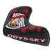 Odyssey No Three Jacks Blade Headcover - View 1