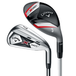 X Hot Irons/Hybrids Combo Set