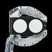Odyssey Works Versa 2-Ball Fang Putter - View 2