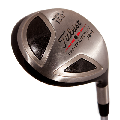 Titleist 980F Strong Fairway Woods