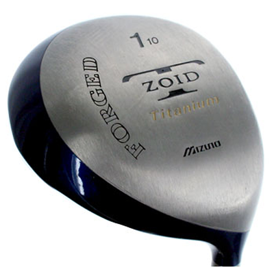 Mizuno T-Zoid Forged Titanium Driver 9° Mens/Right