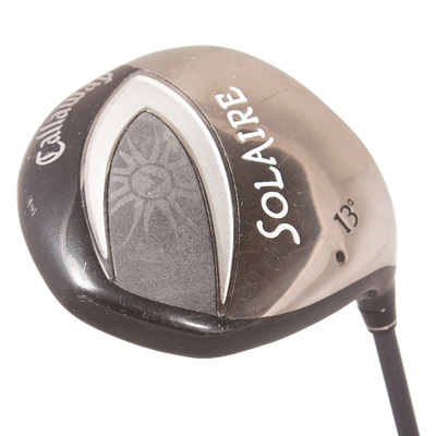 Women's Callaway Solaire Drivers (2010)