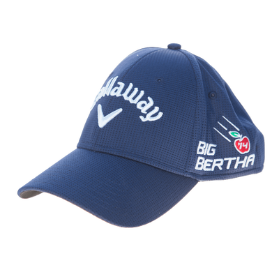 Tour Fitted Cap (Byrd)