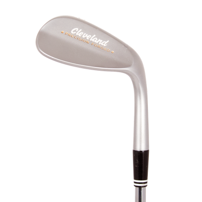 Cleveland 588 Precision Forged Custom Satin Chrome Wedges