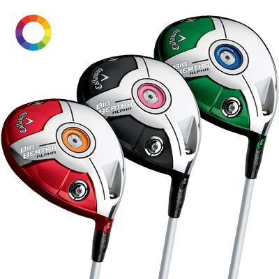 Big Bertha Alpha udesign Drivers