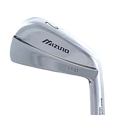 Mizuno MP-33 Irons
