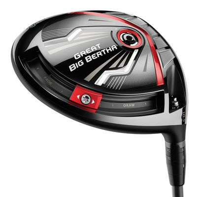 2015 Great Big Bertha Drivers Driver 10.5° Mens/LEFT