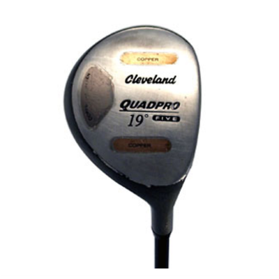 Cleveland Quadpro Fairway Woods