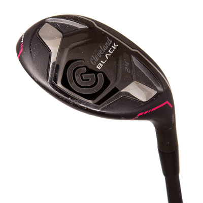 Cleveland 2015 CG Black 6 Hybrid Ladies/Right