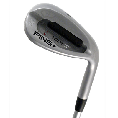 Ping Tour-W Brushed Silver Wedge Mens/Right