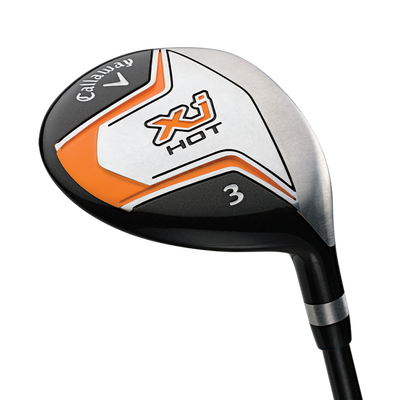 XJ Hot Fairway Woods (Boys Ages 9-12)