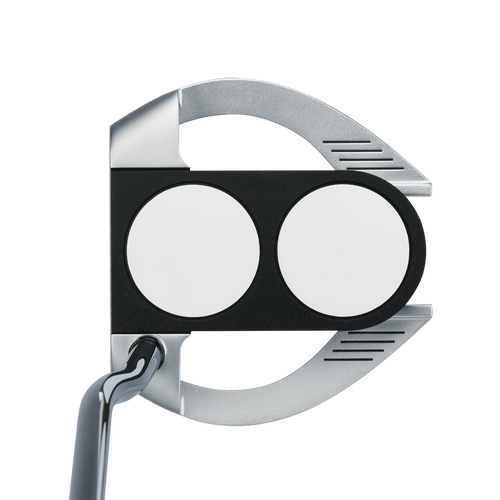 Odyssey Works Versa 2 Ball Fang Putter Specs Amp Reviews