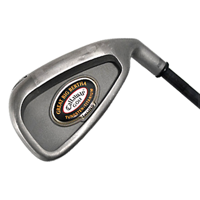 Great Big Bertha Irons