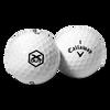 HEX Chrome X-Out Golf Balls - View 2