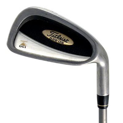 Titleist DCI 8220S 4-PW,SW Mens/Right