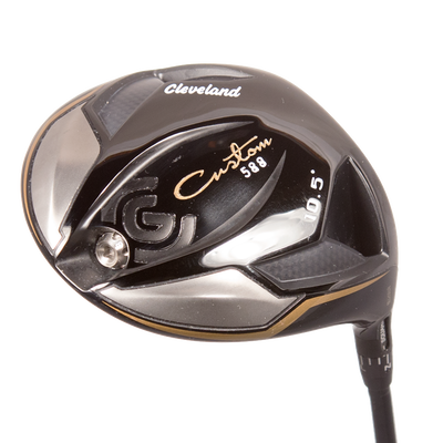 Cleveland 588 Custom Driver 10.5° Mens/Right
