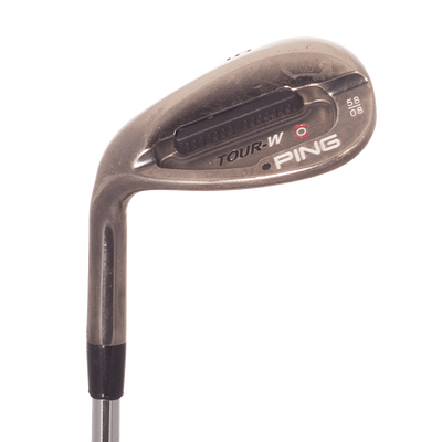 Ping Tour-W Black Chrome Nickel Sand Wedge Mens/Right