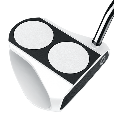 Odyssey Tank 2-Ball Versa Putters Mens/Right