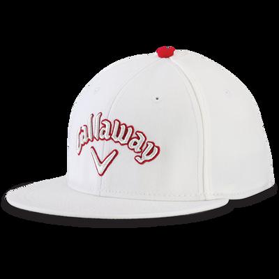 Flatbill Golf Cap