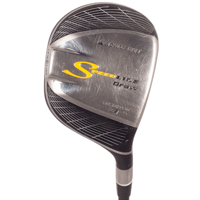 Adams Speedline Draw Fairway Woods