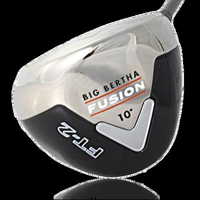 Big Bertha Fusion FT-2 Driver 10° Neutral Mens/Right