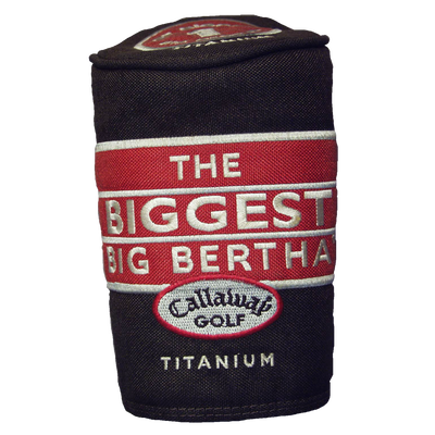 Biggest Big Bertha Headcover