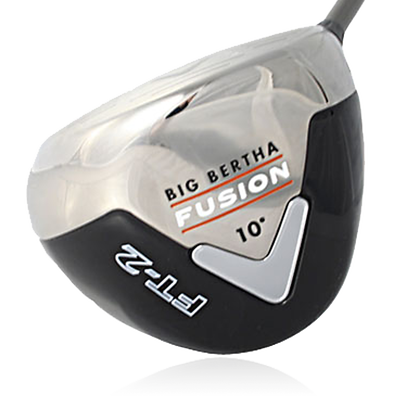 Big Bertha Fusion FT-2 Driver 10° Neutral Mens/Right