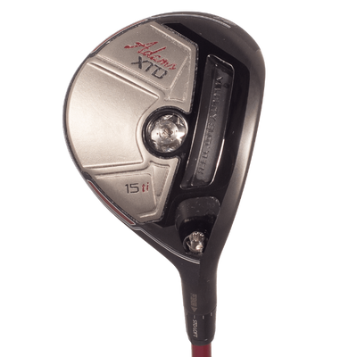 Adams XTD Ti Fairway Woods