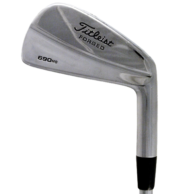 Titleist Forged 690MB 2002 4-PW Mens/Right