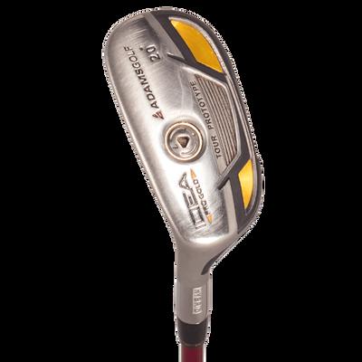 Adams Golf Idea Pro Gold Hybrid 3 Hybrid Mens/Right