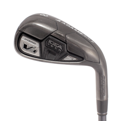 Adams Golf Idea Tech V3 Black PVD Irons Inc -7,8,9,GW Ladies/Right
