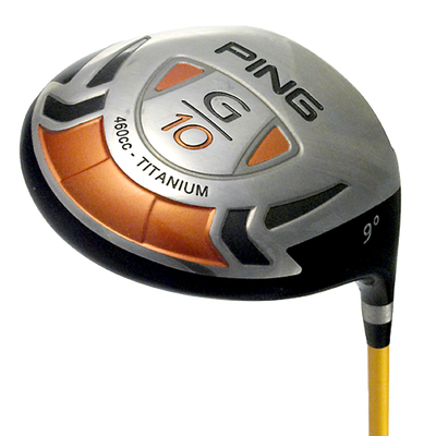 Ping G10 Draw Drivers