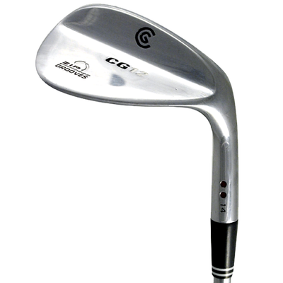 Cleveland CG12 Chrome Sand Wedge Mens/Right