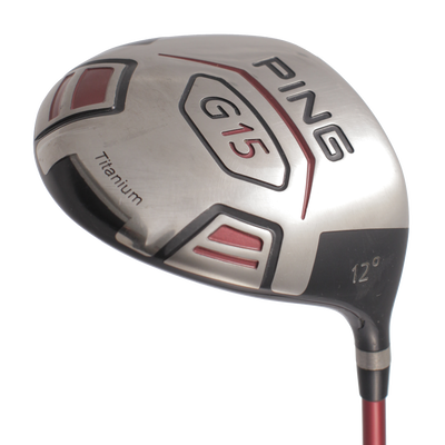 Ping G15 Driver 10.5° Mens/LEFT