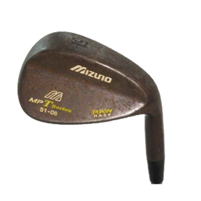Mizuno MP T Series Raw Haze Wedges