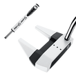 Odyssey Versa #7 White with SuperStroke Grip Putters