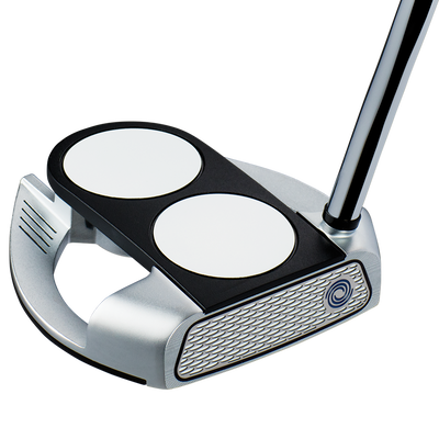 Odyssey Works Tank Cruiser 2-Ball Fang Putter Mens/Right