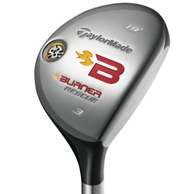 TaylorMade Burner Rescue TL Hybrid 4 Hybrid Mens/Right