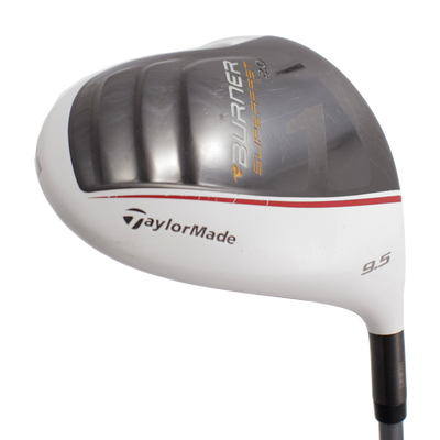 TaylorMade Burner Superfast 2.0 TP Driver 9.5° Mens/Right
