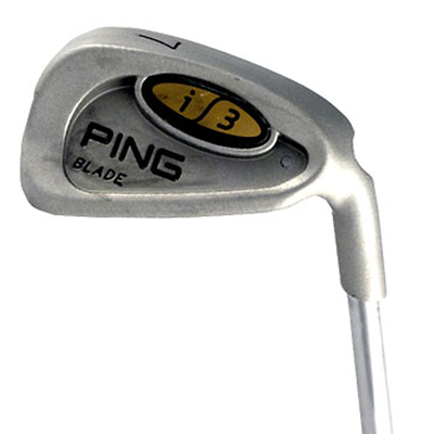 Ping i3 Blade Irons