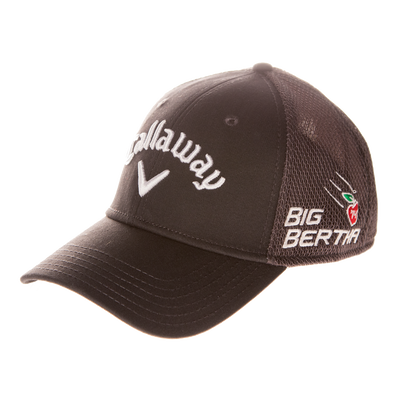 Custom Tour Mesh Fitted Cap