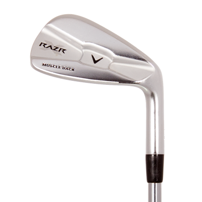 RAZR X Muscleback - L 9 Iron Mens/Right