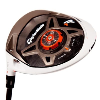 TaylorMade R1 White Drivers