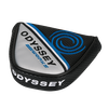 Odyssey Works Tank Cruiser 2-Ball Fang Putter - View 5