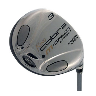 Cobra M Speed Offset Senior Fairway Woods