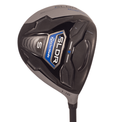 TaylorMade SLDR S Mini Driver 16° Mens/LEFT